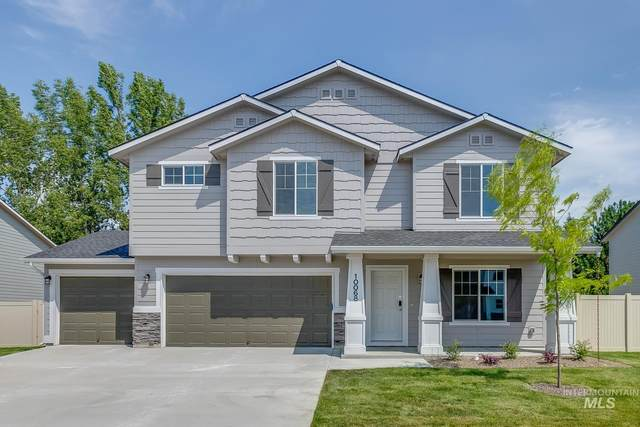 1454 W Pendulum Cove Dr, Kuna, ID 83634 (MLS #98809429) :: Team One Group Real Estate