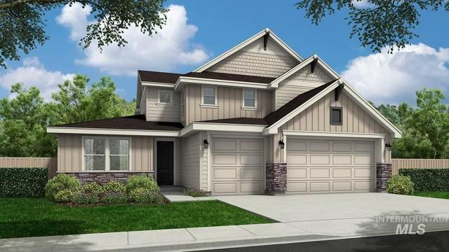5502 W Avilla Dr., Meridian, ID 83646 (MLS #98809436) :: Michael Ryan Real Estate