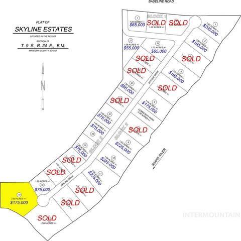 57 Skyline Dr, Rupert, ID 83350 (MLS #98809486) :: Boise Home Pros