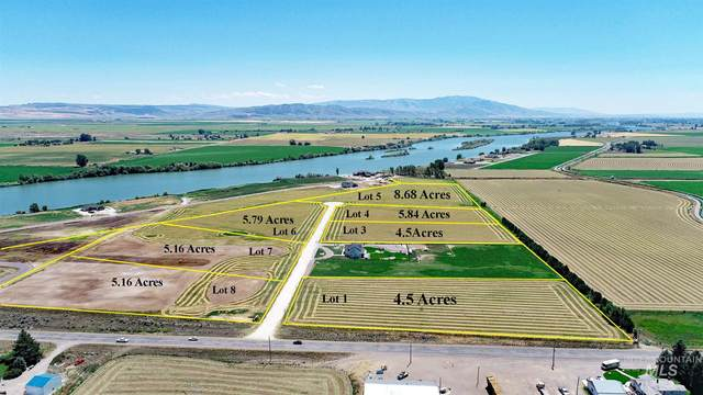 TBD Montgomery Ln, Rupert, ID 83350 (MLS #98809487) :: City of Trees Real Estate