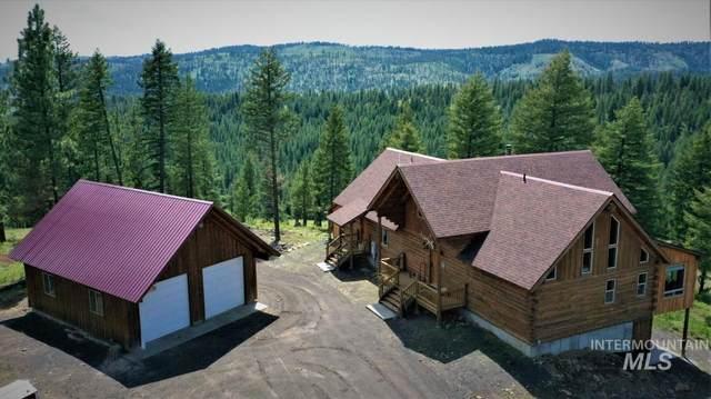 2579 Price Valley Road, New Meadows, ID 83654 (MLS #98809537) :: Bafundi Real Estate