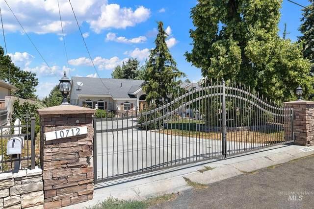 10712 W Cruser, Boise, ID 83709 (MLS #98809570) :: City of Trees Real Estate