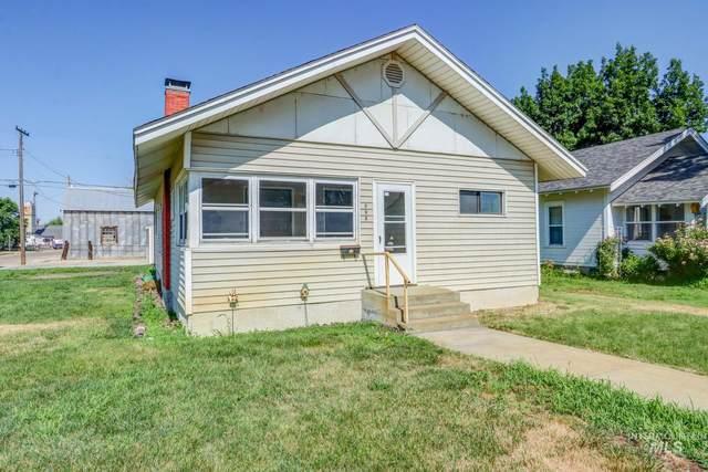 703 N Washington, Emmett, ID 83617 (MLS #98809599) :: Haith Real Estate Team