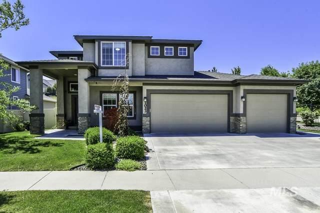 1023 E. Wrightwood Drive, Meridian, ID 83642 (MLS #98809606) :: The Bean Team