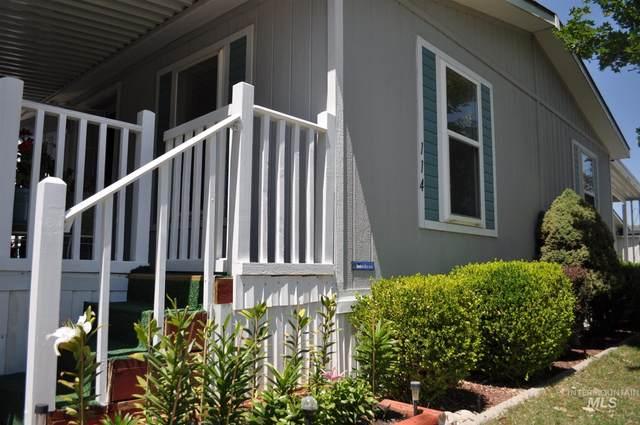 2725 N Five Mile Road #114, Boise, ID 83713 (MLS #98809614) :: City of Trees Real Estate