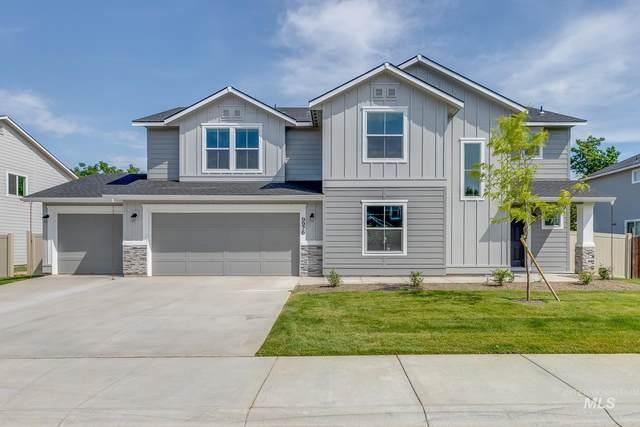 11680 W Mountain Iris St, Star, ID 83669 (MLS #98809678) :: Silvercreek Realty Group