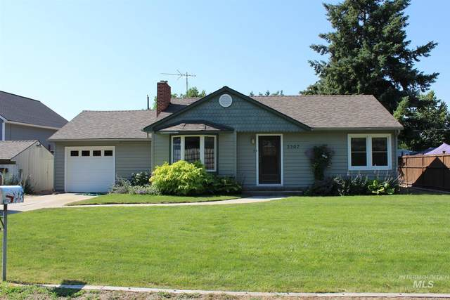 3307 W Hansen Ave, Boise, ID 83703 (MLS #98809680) :: Jon Gosche Real Estate, LLC