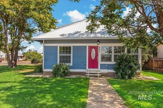 487 W Idaho Ave, Ontario, OR 97914 (MLS #98809719) :: Michael Ryan Real Estate