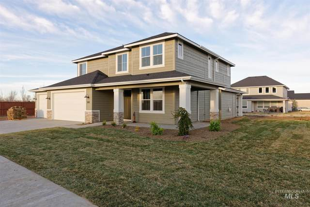 3857 W Balducci St, Meridian, ID 83646 (MLS #98809753) :: Haith Real Estate Team
