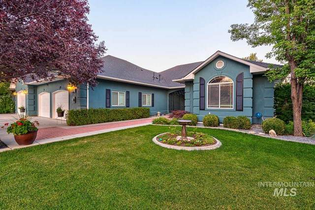 2672 N Greenbelt Place, Meridian, ID 83646 (MLS #98809791) :: Haith Real Estate Team