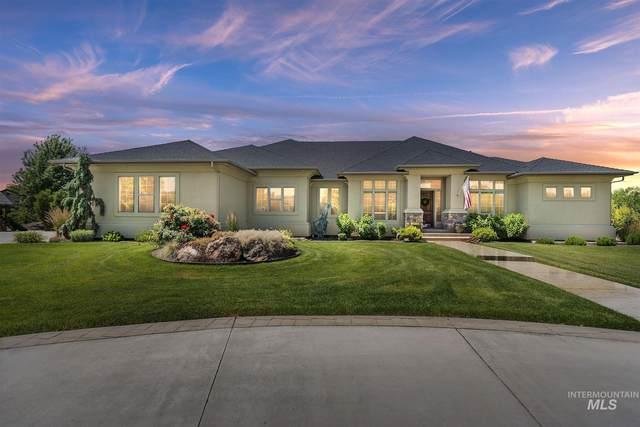 3167 S Sugar Bush Ave, Eagle, ID 83616 (MLS #98809805) :: City of Trees Real Estate
