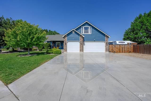 16423 Hayli Street, Nampa, ID 83651 (MLS #98809815) :: Minegar Gamble Premier Real Estate Services
