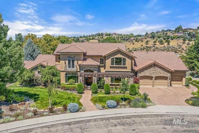 233 N Bene Posto Pl, Boise, ID 83712 (MLS #98809816) :: Michael Ryan Real Estate