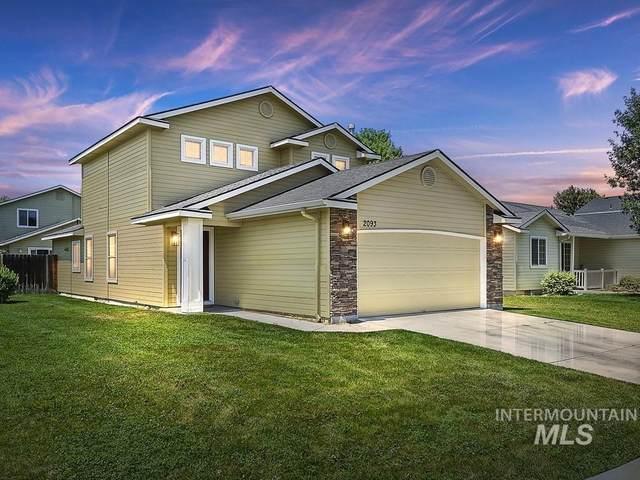 2093 N Arrow Wood Ave., Meridian, ID 83646 (MLS #98809836) :: City of Trees Real Estate