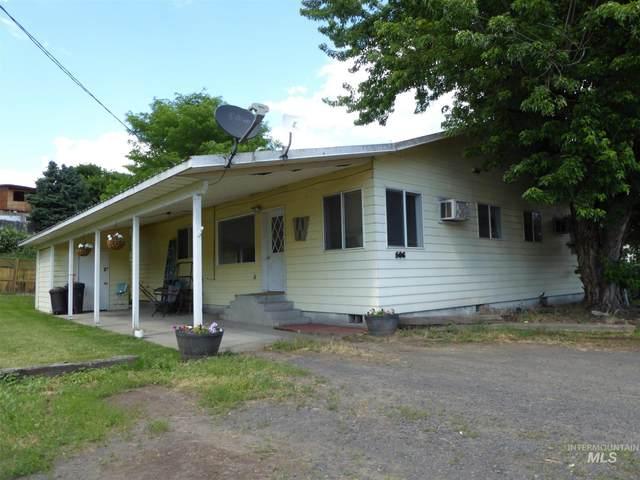504 & 506 10th Street, Kamiah, ID 83536 (MLS #98809837) :: Juniper Realty Group