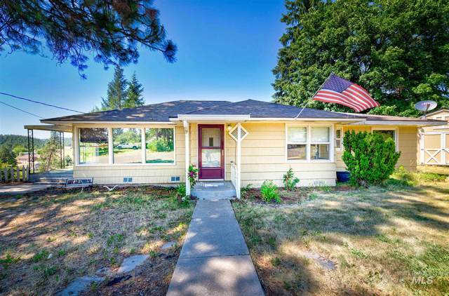 109 E A, Troy, ID 83871 (MLS #98809838) :: Epic Realty