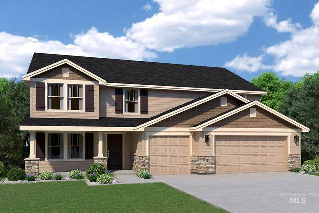 3730 E Warm Creek Ave., Nampa, ID 83687 (MLS #98809905) :: Navigate Real Estate