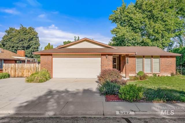 5287 S Cheyenne Ave, Boise, ID 83709 (MLS #98809907) :: Boise Home Pros