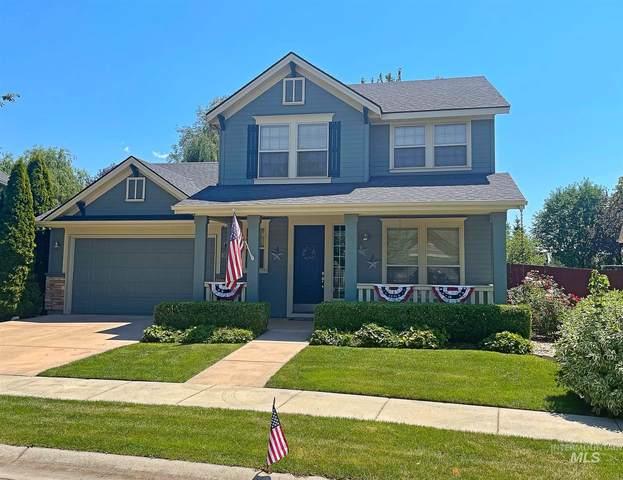 1059 E Washakie St., Meridian, ID 83646 (MLS #98809922) :: Build Idaho
