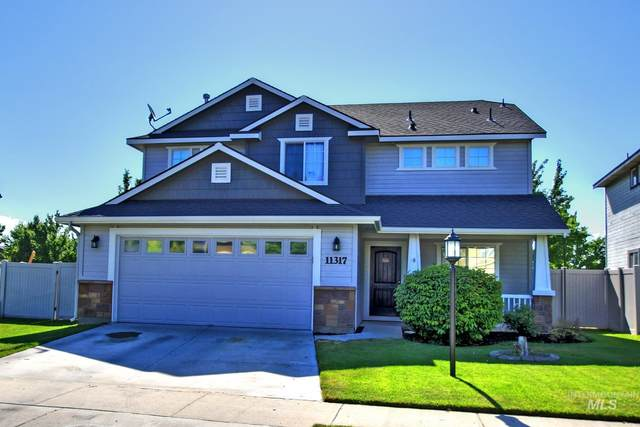 11317 W Cumberland River Drive, Nampa, ID 83686 (MLS #98809930) :: Team One Group Real Estate