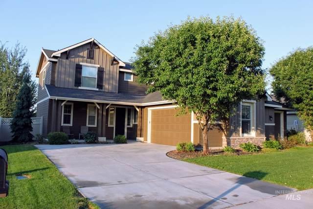 2273 W Bellagio, Meridian, ID 83646 (MLS #98809933) :: Team One Group Real Estate