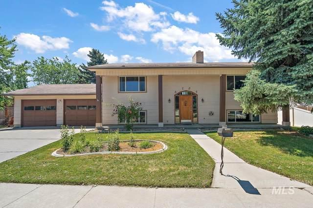 8705 Goddard, Boise, ID 83704 (MLS #98809936) :: Bafundi Real Estate