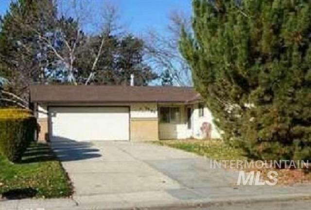3657 S Williamsburg Way, Boise, ID 83706 (MLS #98809941) :: Team One Group Real Estate
