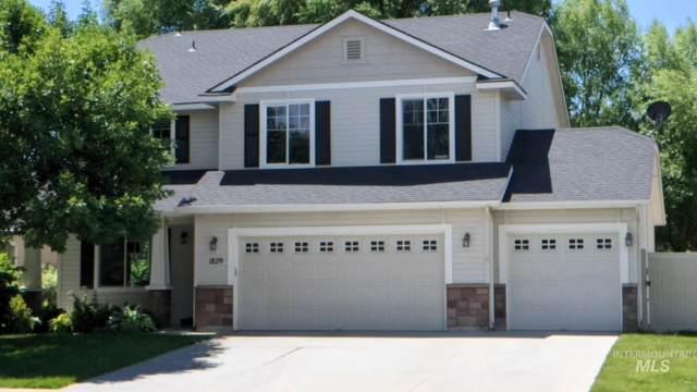 1829 N Firebrick Drive, Kuna, ID 83634 (MLS #98809995) :: Michael Ryan Real Estate