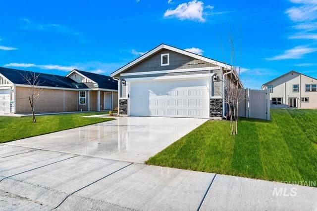 6158 S Carlburg Ct, Boise, ID 83709 (MLS #98810014) :: Silvercreek Realty Group