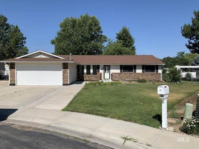4643 S Shawnee Way, Boise, ID 83709 (MLS #98810056) :: Michael Ryan Real Estate