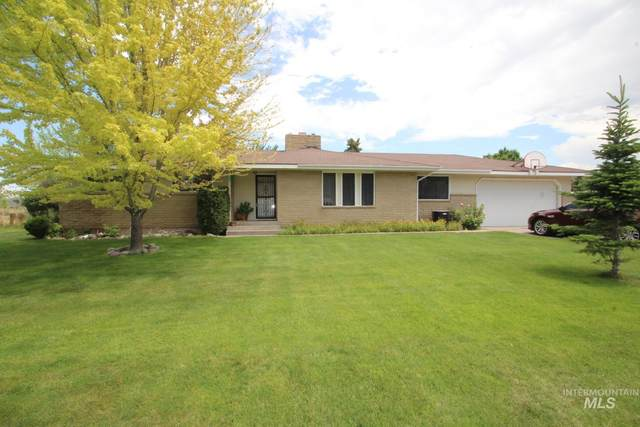 118 N Brooklane, Twin Falls, ID 83301 (MLS #98810061) :: Michael Ryan Real Estate