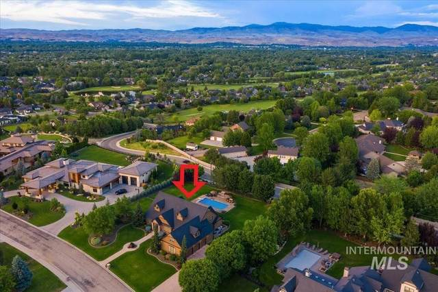 2796 S Pasa Tiempo Way, Eagle, ID 83616 (MLS #98810084) :: Jon Gosche Real Estate, LLC