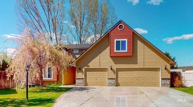 10772 W Capella St., Star, ID 83669 (MLS #98810089) :: City of Trees Real Estate