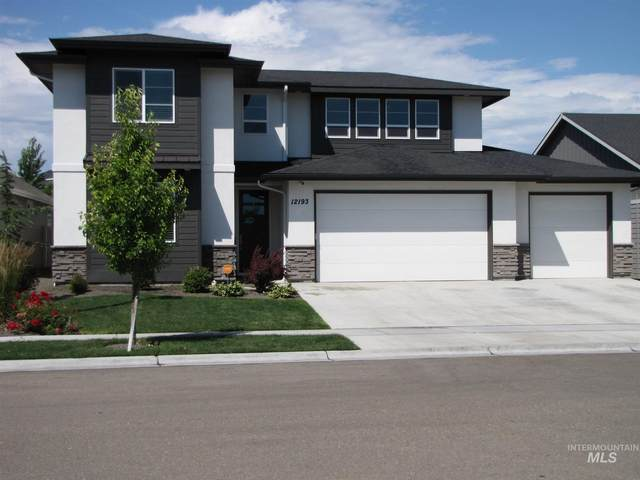 12193 S Red Hawk Place, Nampa, ID 83686 (MLS #98810099) :: Haith Real Estate Team