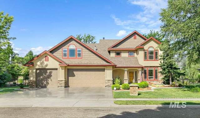 1072 E Riversong Drive, Eagle, ID 83616 (MLS #98810129) :: City of Trees Real Estate