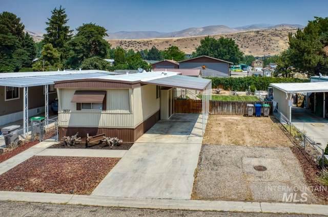 3531 S Kingsland Way, Boise, ID 83716 (MLS #98810174) :: Juniper Realty Group