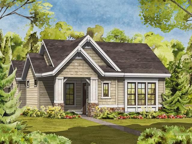 3864 W Sunny Cove Ln., Meridian, ID 83646 (MLS #98810221) :: Boise Home Pros