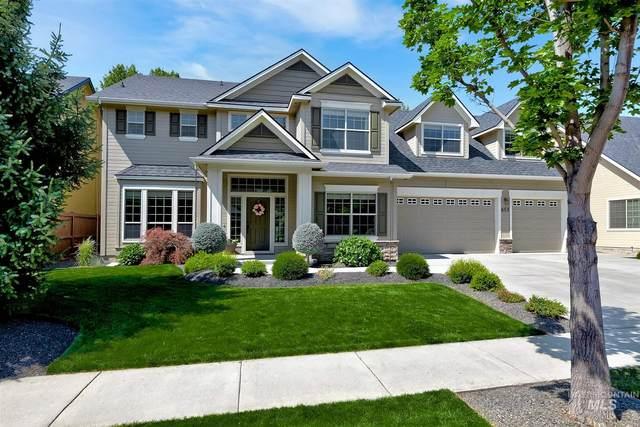 653 W Pickford, Meridian, ID 83646 (MLS #98810226) :: Build Idaho