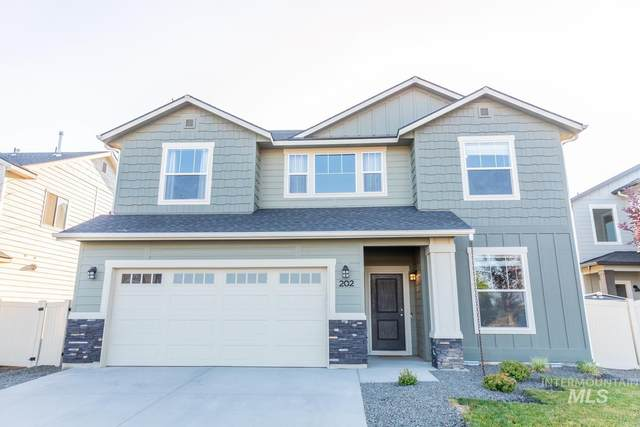 202 S Sunset Point Way, Meridian, ID 83646 (MLS #98810232) :: Story Real Estate