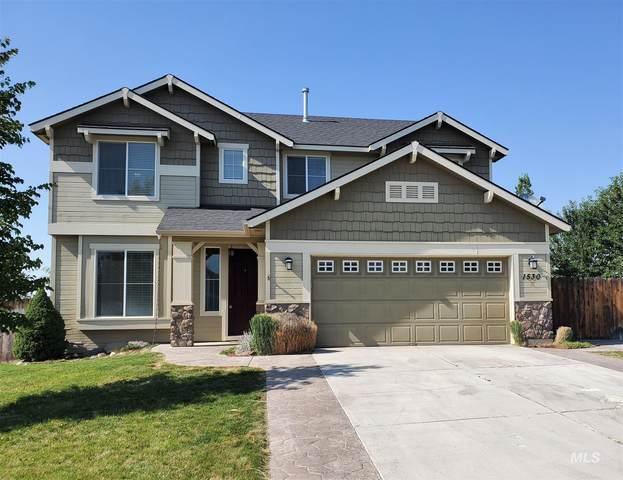 1530 NE Urwin St, Mountain Home, ID 83647 (MLS #98810239) :: Jeremy Orton Real Estate Group