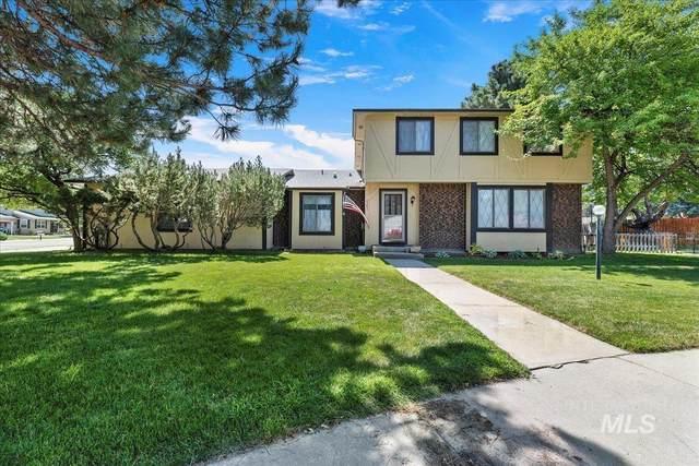 4283 N Nystrom Way, Boise, ID 83713 (MLS #98810269) :: Haith Real Estate Team