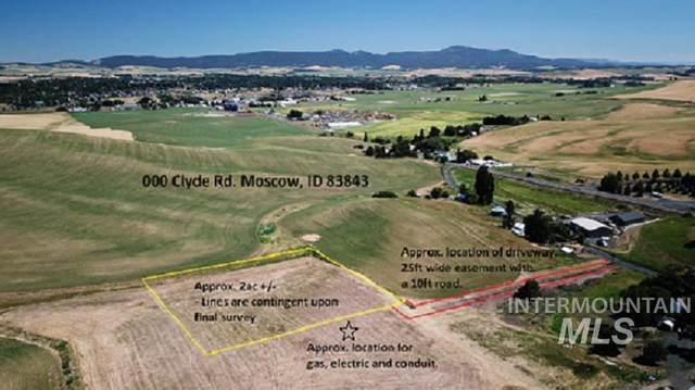 000 Clyde Rd., Moscow, ID 83843 (MLS #98810306) :: Epic Realty