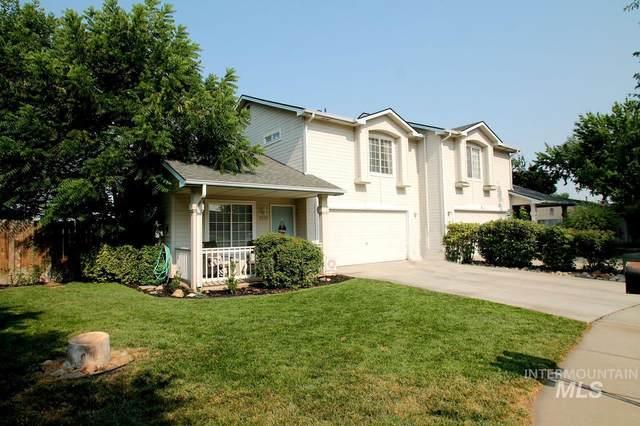 2579 N Maywood Place, Boise, ID 83704 (MLS #98810326) :: Boise Home Pros