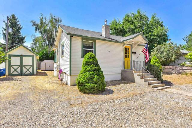 2713 W Wymer, Boise, ID 83705 (MLS #98810331) :: City of Trees Real Estate