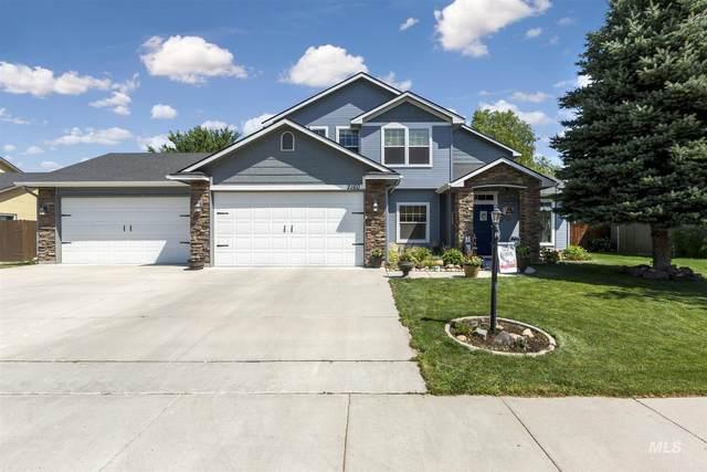 2160 W Wapoot, Meridian, ID 83646 (MLS #98810339) :: Jon Gosche Real Estate, LLC