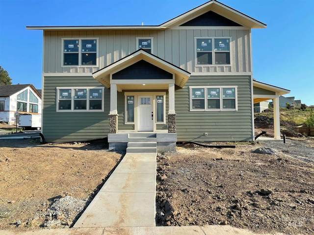 1103 Chelsea Ct, Moscow, ID 83843 (MLS #98810370) :: Team One Group Real Estate
