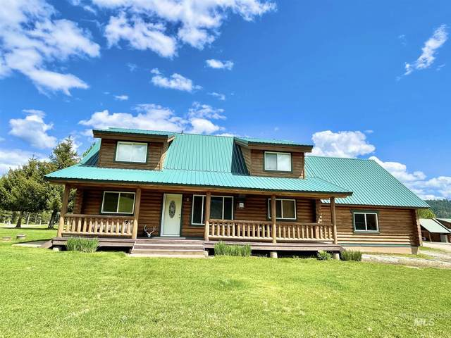 8 Terrace Dr, Garden Valley, ID 83622 (MLS #98810388) :: Juniper Realty Group