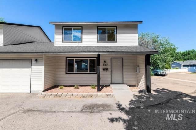 3201 Cherry Lane, Boise, ID 83704 (MLS #98810393) :: Epic Realty