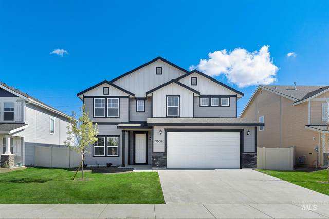 7634 E Brigade Dr, Nampa, ID 83687 (MLS #98810402) :: Team One Group Real Estate