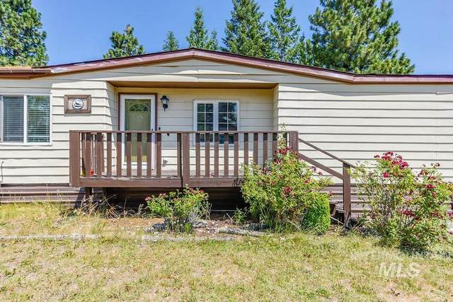 4325 Lenville #55, Moscow, ID 83843 (MLS #98810437) :: Minegar Gamble Premier Real Estate Services